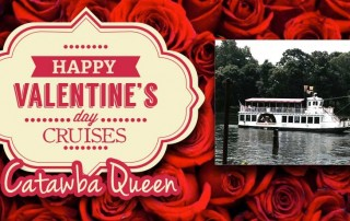 Dinner Cruise on Lake Normans Luxury Yacht - the lady of the lake