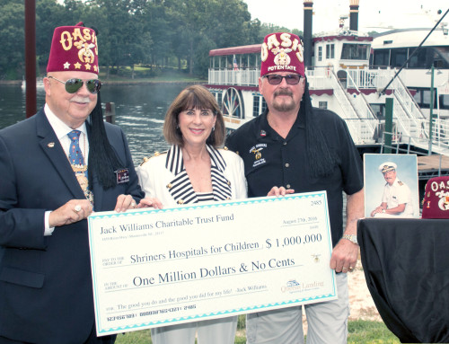 Local Business Owner leaves millions to charities