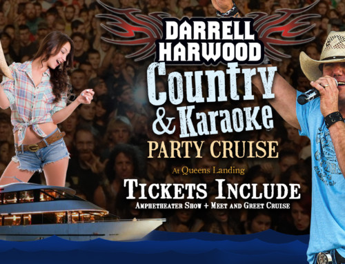 Darrell Harwood's Karaoke Party Cruise + SHOW TICKETS