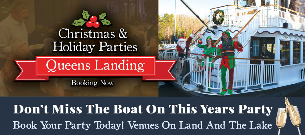 Lake Norman Holiday yacht parties
