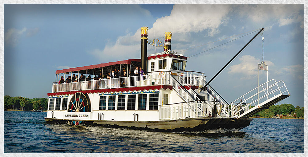 Queens Landing Lake Cruises And Events