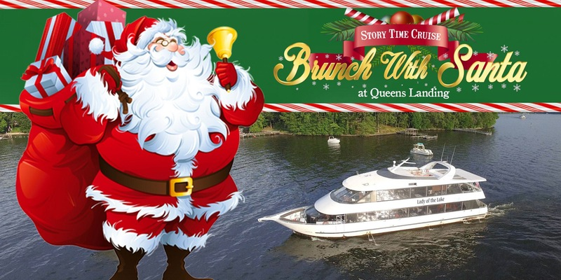 lake norman santa brunch cruise