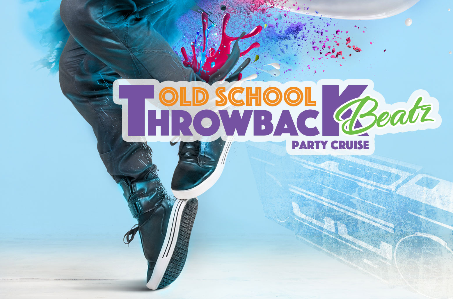 Old School Throwback Beatz Party Cruise