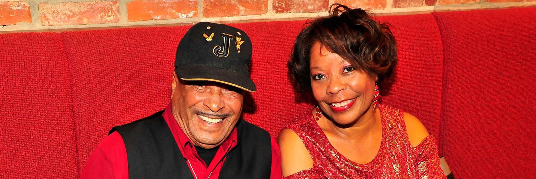 Jimmy and Darlene