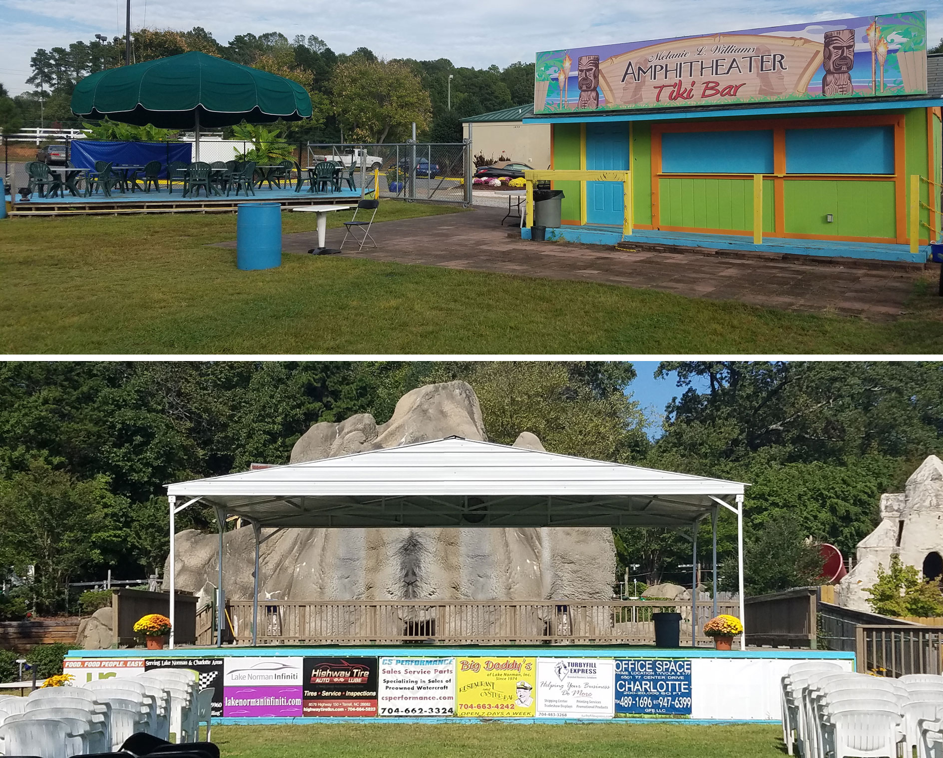 Queens Landing Amphitheater