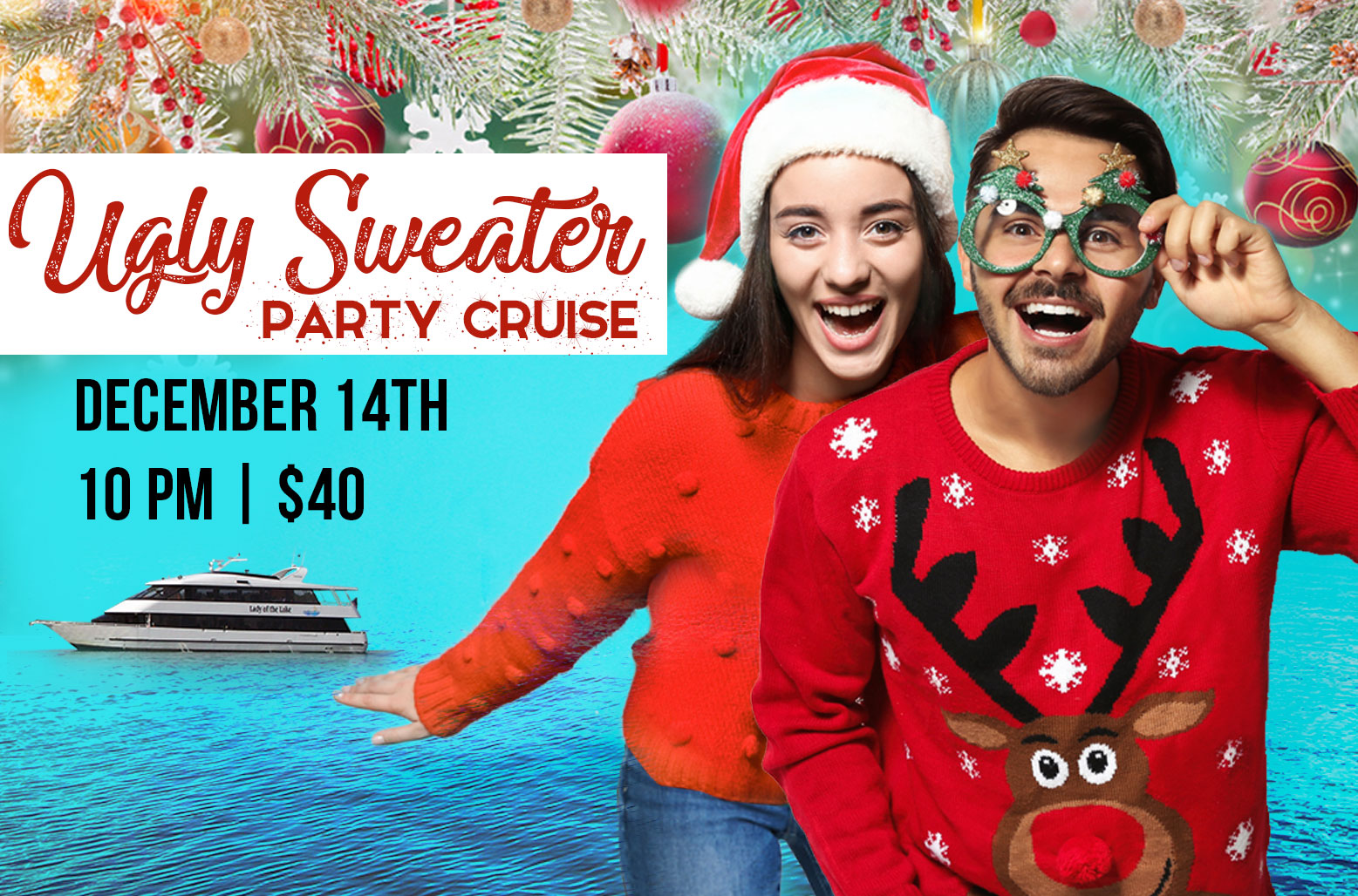 Ugly Sweater Cruise
