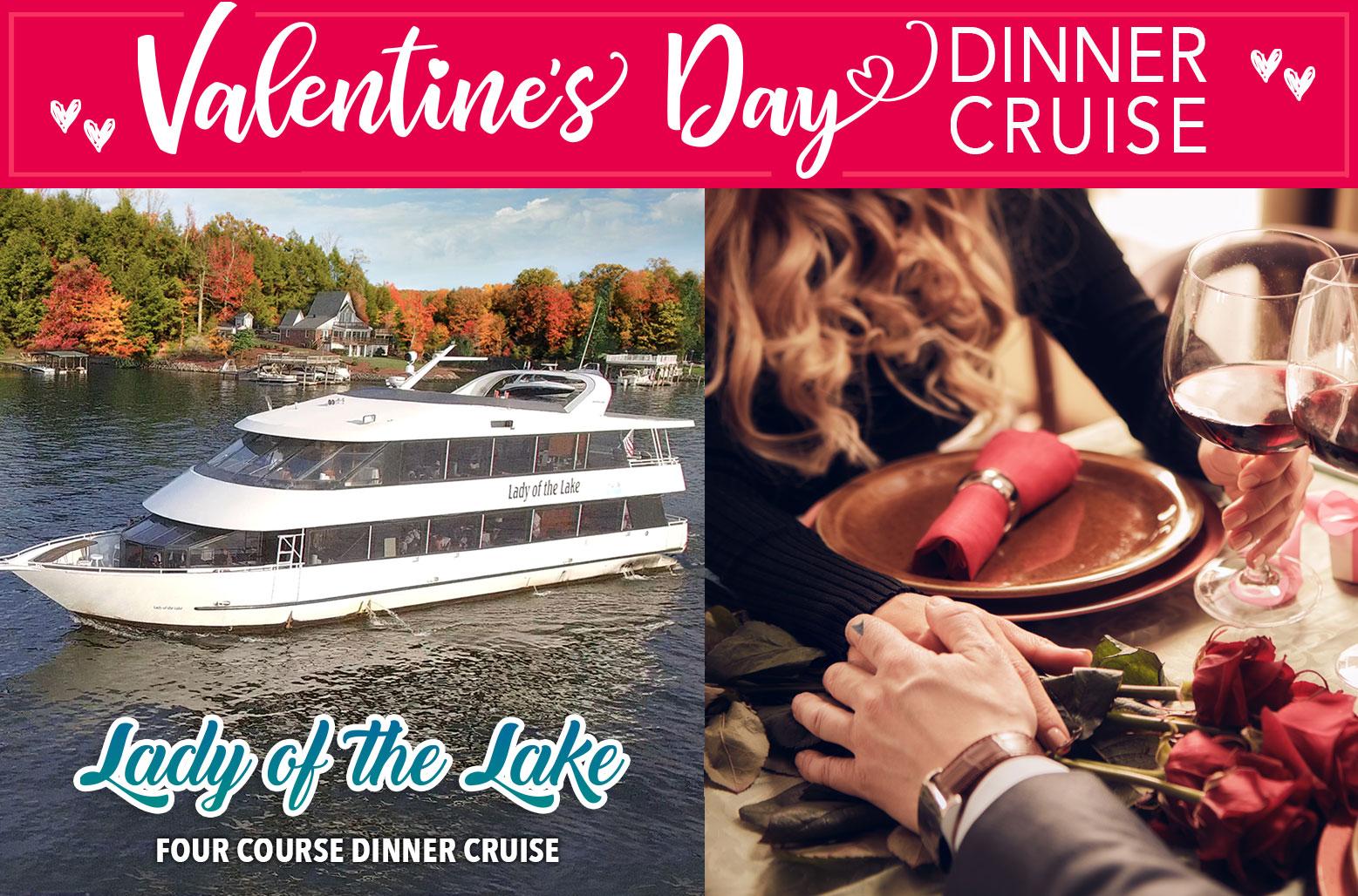 Valentine's Day Dinner Cruise