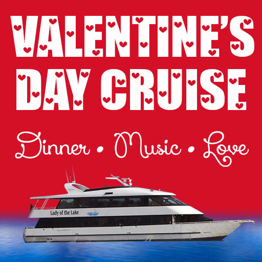 Valentine's Day Dinner Cruise